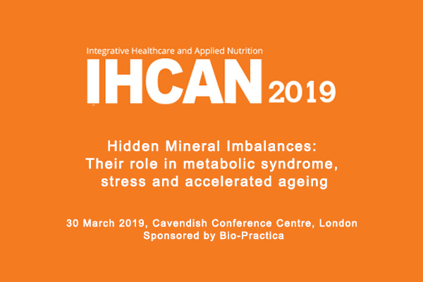 Hidden Mineral Imbalances: Their role in metabolic syndrome, stress and accelerated ageing